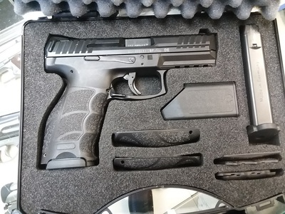 Factory new CBC 300 blackout pistol kit with 7 5